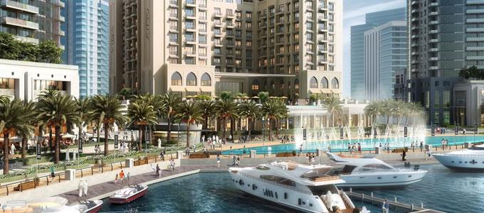 Emaar Hospitality Group's planning 'Vida Harbour Point'