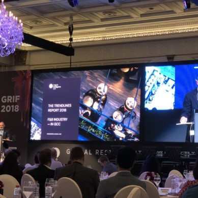 Trendlines Report on the F&B industry in the GCC at GRIF