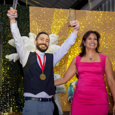 John Mansour is the first Lebanese bartender to win second place in Angostura Global Cocktail Challenge 2018