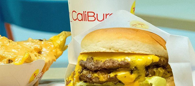 US CaliBurger expands in the region