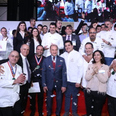 Le Royal Hotel won 22 medals at HORECA