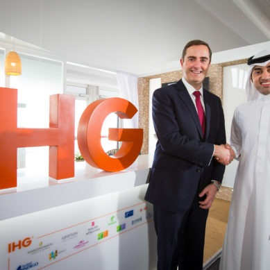 IHG signs agreement with Al Hokair Hospitality for Holiday Inn Express in Saudi Arabia