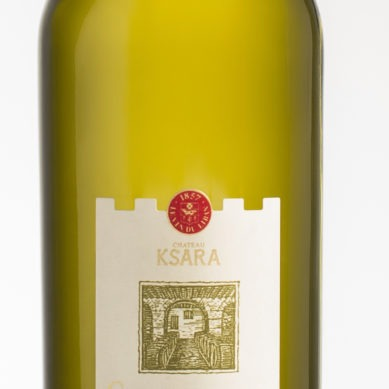 Château Ksara's Chardonnay Cuvée Du Pape 2016 wins Silver at the 25th Chardonnay Du Monde