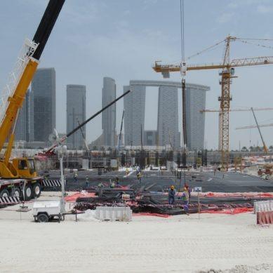 USD 1.2 billion Reem Mall is on its way to Abu Dhabi