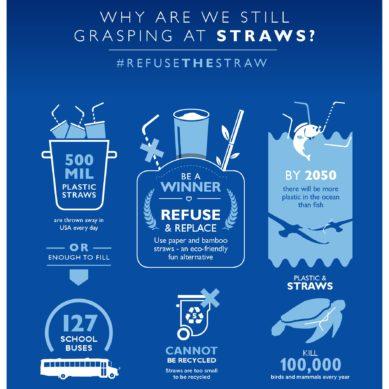 Radisson Blu Hotel, Beirut Verdun is plastic straw-free