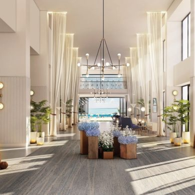 Emaar Hospitality Group unveils Al Alamein Hotel after restoring this historic Egyptian resort