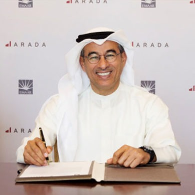 Emaar Hospitality Group and ARADA to launch three hotels in Aljada, Sharjah's new lifestyle hub