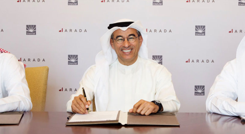 Emaar Hospitality Group and ARADA to launch three hotels in Aljada, Sharjah's new lifestyle hub