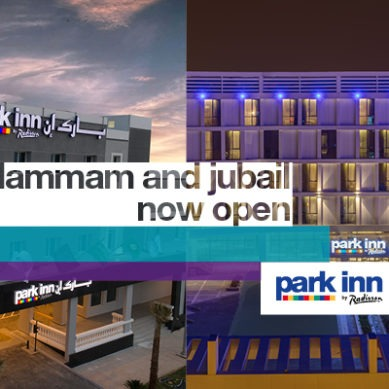 Park Inn by Radisson opens two new hotels in the KSA