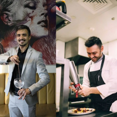 New General Manager and Head Chef for El Sur, Spanish restaurant