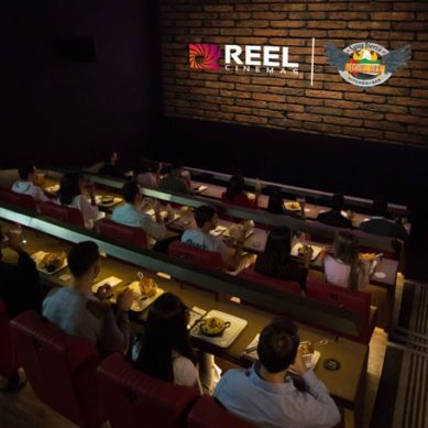 Emaar's Reel Cinemas to kick-off the region's first 'Dine-In Cinema' in Dubai in partnership with superstar chef Guy Fieri