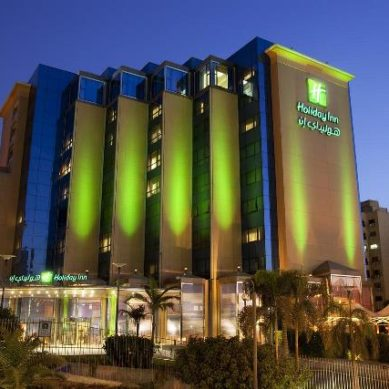 IHG signs double hotel deal in Egypt with Arabia Hotels