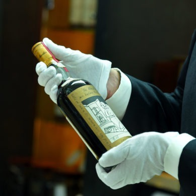 Dubai Airport's Le Clos breaks whisky world record with USD 1.2 million sale of The Macallan 1926