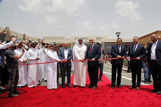 Alshaya introduces Sidra, a new dining destination in Riyadh with 10 food brands