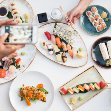 Sixth Katsuya opens in the Middle East at Dubai Mall