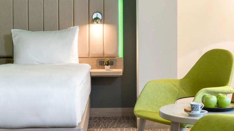 Park Inn by Radisson opens in Istanbul Odayeri