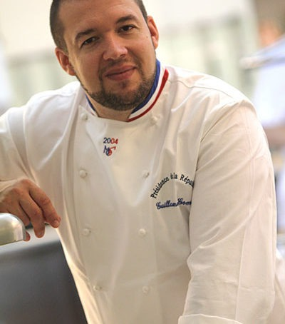 Elysée Palace Head Chef Guillaume Gomez on Gastro-Diplomacy
