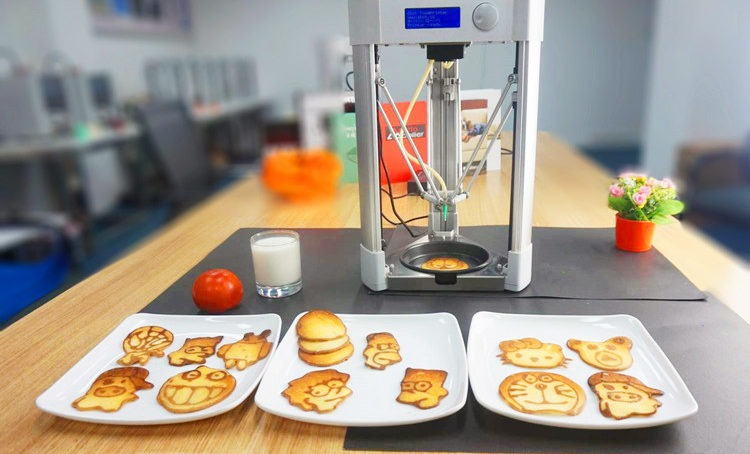 Global 3D food printing market to reach over half a billion dollars by 2023