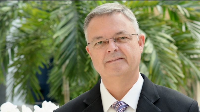 Kempinski Hotel Amman has appointed Mark Timbrell as GM