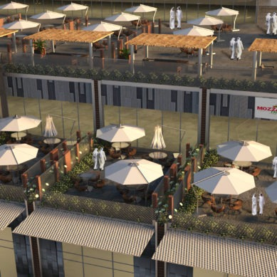 Hamra First, a new USD 6 million F&B cluster, is coming to Jeddah city
