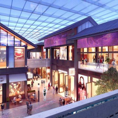 Emaar is building the region's largest Chinatown in the UAE