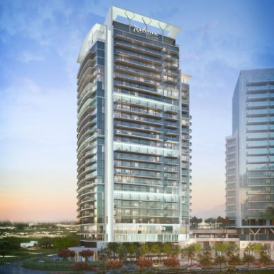 Radisson signs its first hotel in the Middle East at Dubai's DAMAC Hills