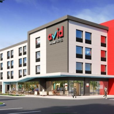 IHG debuted its first avid in Oklahoma