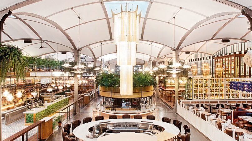 Food Hall Explosion: An Alternative To All-Day Dining?