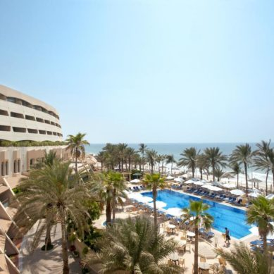 Barceló Hotel Group's Sharjah Grand Hotel is under renovation