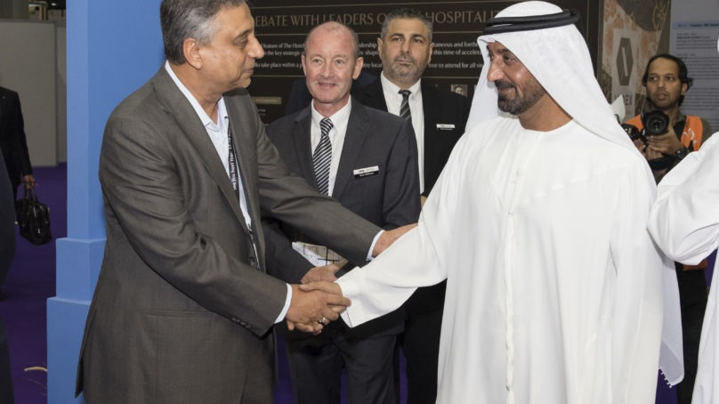 New editions of The Hotel Show Dubai and the Leisure Show inaugurated