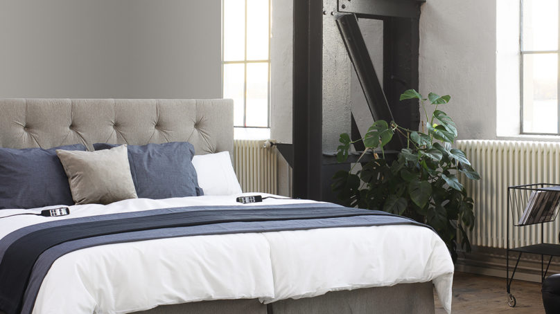 A Swedish company is reinventing hotel bed mattresses to boost the sleeping experience