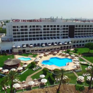 Crowne Plaza Muscat re-opens after USD 9 million renovation