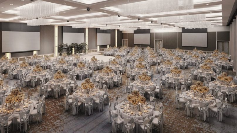 Kempinski Hotel Amman Convention Center to open in early 2019