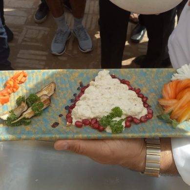 Two Lebanese chefs participated in the World Heritage Cuisine Summit & Food Festival