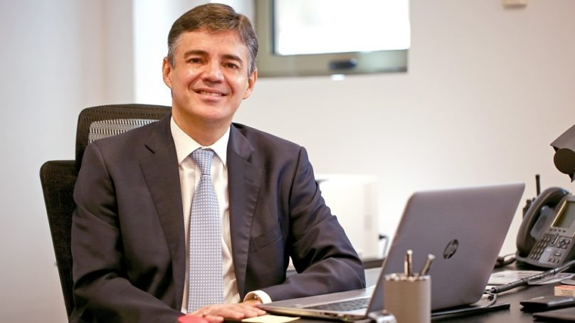 Manrique Rodriguez is the new GM of Phoenicia Hotel