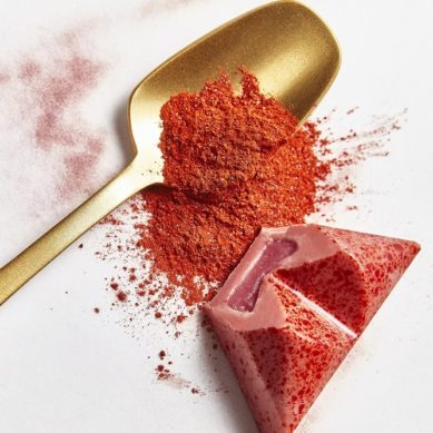 Callebaut launches RB1, the first ruby chocolate for chocolatiers in the UAE