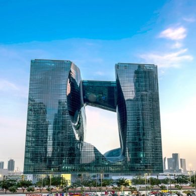 First ME by Melia, Michelin-star restaurants to open at The Opus by Zaha Hadid