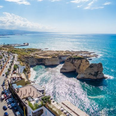 1.5 million tourists in Lebanon in the first nine months of the year