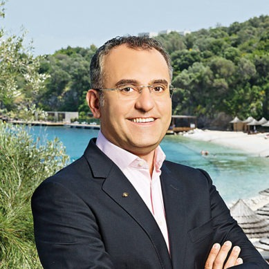 60 Seconds With Harun Dursun, GM, Mandarin Oriental Bodrum, Turkey