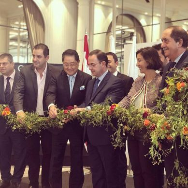 The third edition of Whisky Live Beirut was inaugurated yesterday
