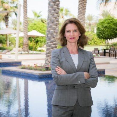 Doris Hecht is the new GM of Park Hyatt Abu Dhabi Hotel And Villas