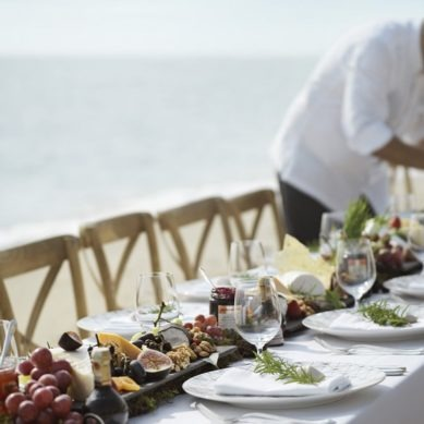 Four Seasons Hotel Kuwait at Burj Alshaya launches off-site catering services