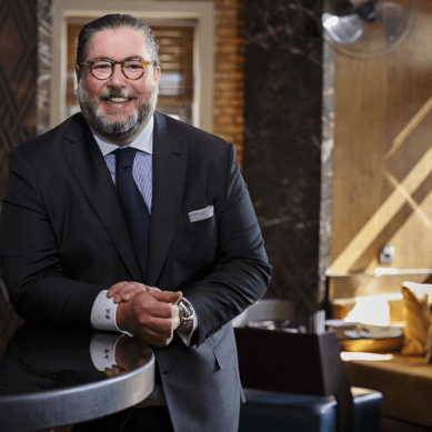 Yigit Sezgin is Accorhotels' new chief commercial officer tor Middle East & Africa