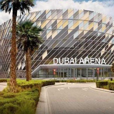 Meraas' Dubai Arena prepares for 2019 opening