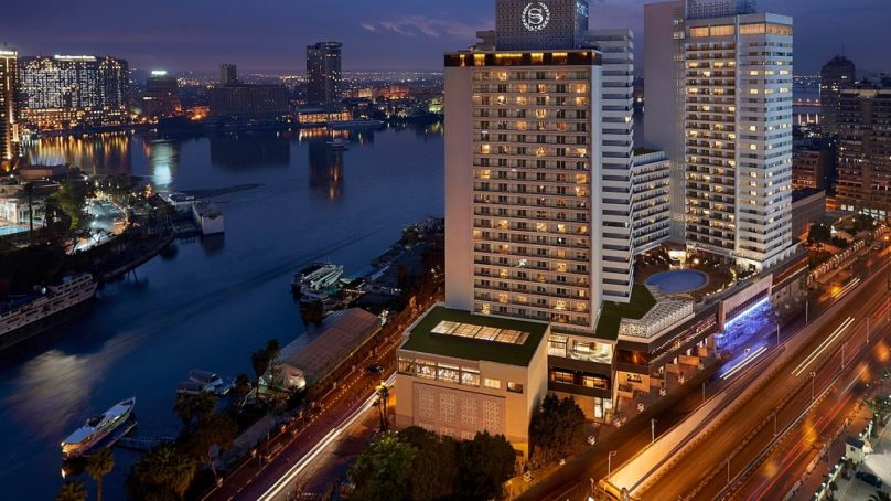 Sheraton Cairo reopens with a new look and a look ahead