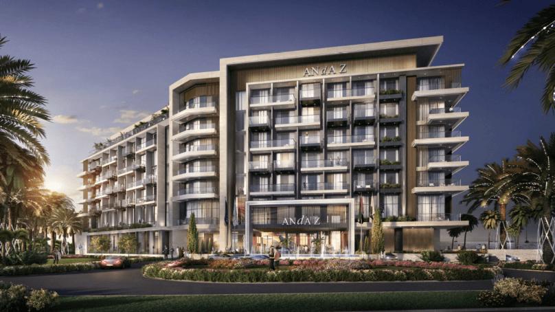 Hyatt announces plans for Andaz Dubai La Mer