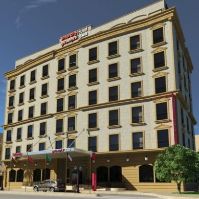 The IntercityHotel Riyadh Malaz in Saudi Arabia is open for business