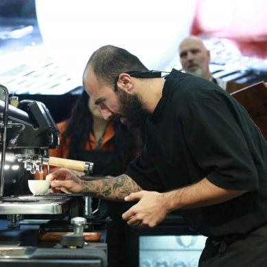 Dubai International Coffee & Tea Festival 2018 kicked off today