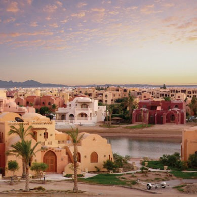 Egypt's Orascom sells two hotels, signs two with Thomas Cook