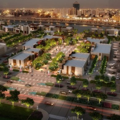 HN exclusive: USD 100 million Marsa Ajman is underway